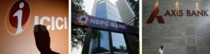 HDfc Bank Icici Bank Axis Bank Transaction fees charges